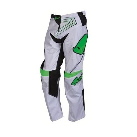pantalon cross enfant 8 - 9 ans vert