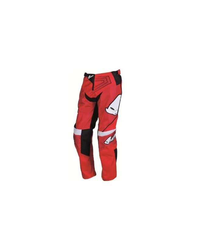 pantalon cross enfant 8 - 9 ans rouge