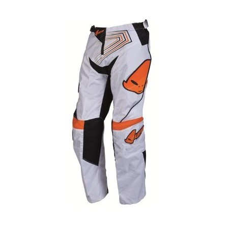 Pantalon cross enfant 8 - 9 ans blanc