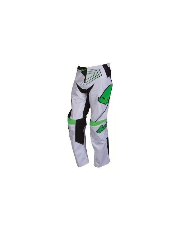 Pantalon cross enfant 10 - 11 ans vert