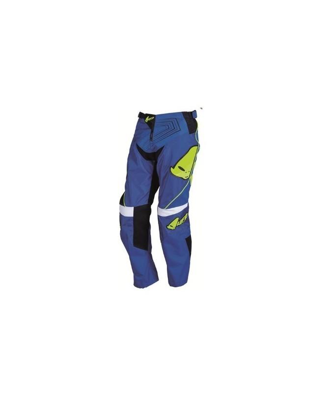 Pantalon cross enfant 10 - 11 ans bleu