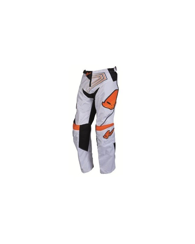 pantalon cross enfant 10 - 11 ans blanc