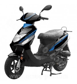 Scooter Roma 4T 50cc