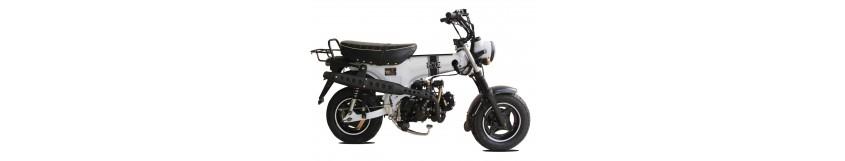Moto dax 125cc