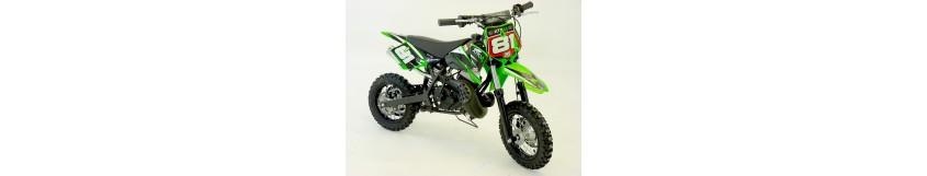 Pièces détachées pit bike 50cc