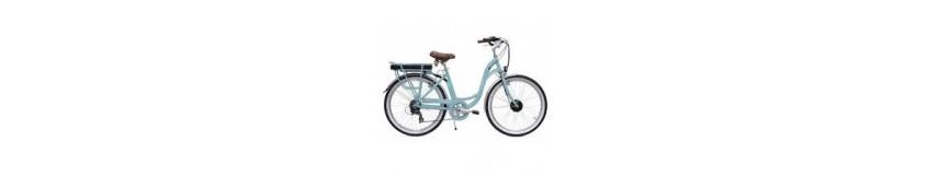 Vélo électrique de ville disponible sur scootcahs à un prix imbattable !