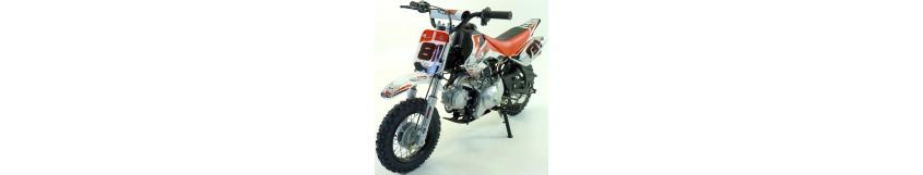 Moto enfant 90cc, la qualité à prix imbattables !