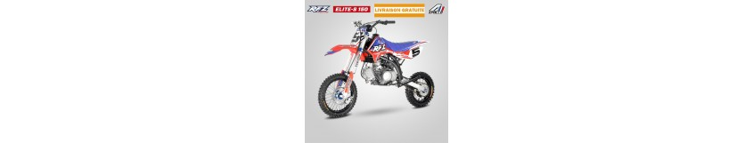Dirt bike apollo