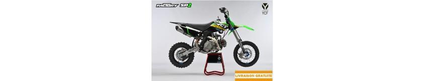 Dirt bike ycf